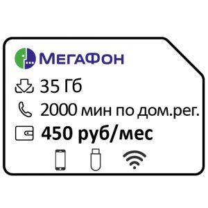 megafon federalnyj speczialnyj 450 2000min